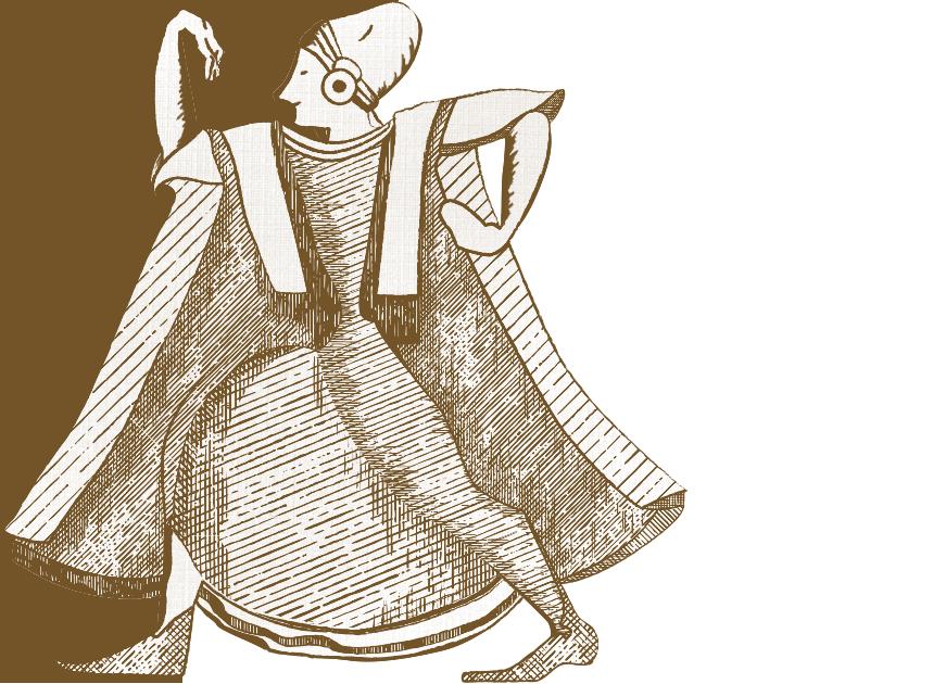 olio gasparri danzatrice etrusca